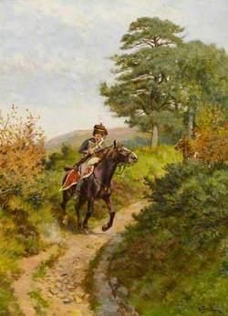 Right About Turn 'Nobby', Peninsular War, c.1809