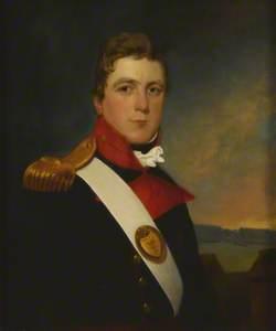 Major Christopher Hodgson, Bombay Artillery