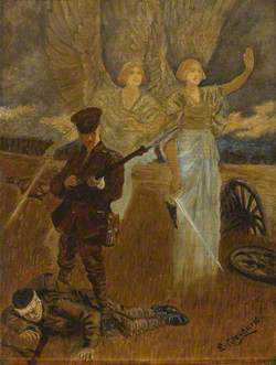 The Angel of Mons, c.1914
