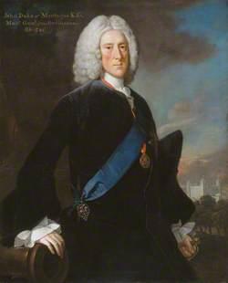 General John, 2nd Duke of Montagu (c.1688–1749), Master General of the Ordnance