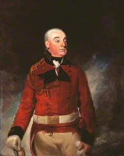 Lieutenant-General (later General) Thomas Scott (1745–1842), Army Staff