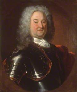 Captain Robert Parker (c.1666–1746), The Royal Regiment of Ireland