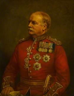 Major General Herbert Taylor MacPherson (1827–1886), VC, c.1886