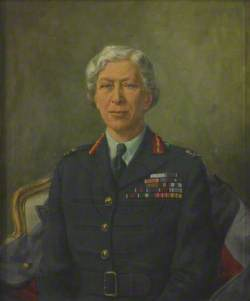 Princess Mary, The Princess Royal (1897–1965), Controller Commandant, WRAC
