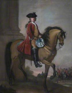 Brigadier and Lieutenant Richard Gifford (d.1738/1739), 4th Troop of Horse Guards