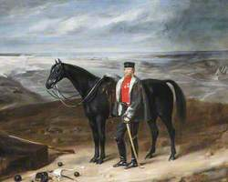 Lieutenant-Colonel Robert Jocelyn Straton, 77th (The East Middlesex) Regiment of Foot