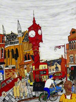 Virtual Reality: The Harlesden Clock Tower