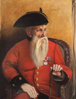 Chelsea Pensioner, Corporal Gascoyne