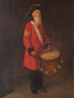 Sergeant Drummer Henry Gribble