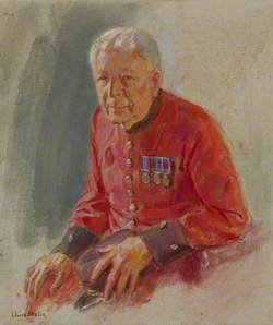 Chelsea Pensioners: Chris Melia, Royal Artillery