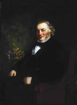 Paul Rapsey Hodge (1808–1870)