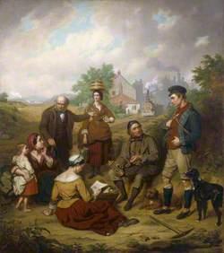 Stephenson Family (Birthplace of the Locomotive)