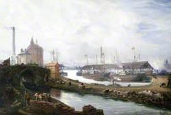 Pomona Docks