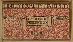 Member Card for the Democratic Federation