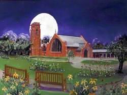 Anfield Crematorium, Liverpool