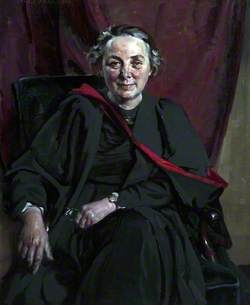 Hilda Constance Allen, Principal of Liverpool Hope University (1926–1956)