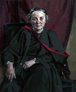 Hilda Constance Allen, Principal of Liverpool Hope University (1926–1956)