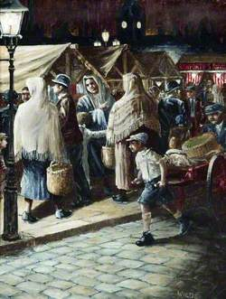 Shawls and Stalls