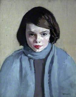 Girl's Head, 'Minnie'