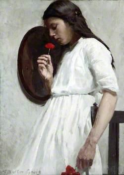 Poppy Red (The Mirror)