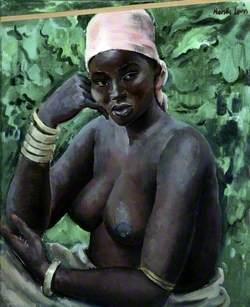 Pondo Woman