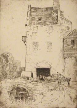 Mill and Bridge
