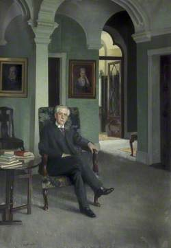 Hugh Reynolds Rathbone (1862–1940), at Greenbank House