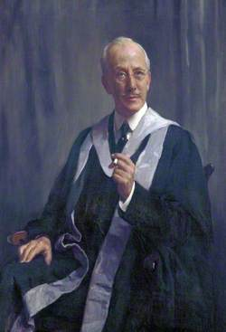 Emeritus Professor William Thelwall Thomas, MBE, ChM, FRCS, Chair of Regional Surgery, University of Liverpool (1913–1922)