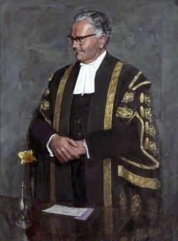 Professor Trevor Cawdor Thomas, Vice-Chancellor of the University of Liverpool (1970–1976)