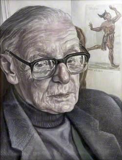 Professor David Beers Quinn (1909–2002), Andrew Geddes & John Rankin Chair of Modern History, University of Liverpool (1957–1976)