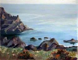 Black Rocks Bay, Isle of Man