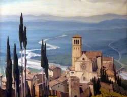 San Francesco, Assisi, Italy