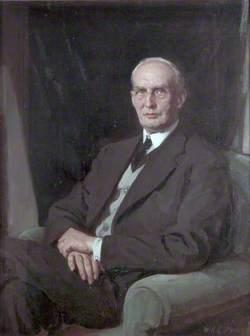 Professor Thomas Bertrand Abell (1880–1956), Alexander Elder Chair of Naval Architecture, University of Liverpool (1914–1940)