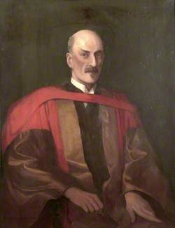 Professor Oliver Elton (1861–1945), Professor of English Literature (1900–1925)