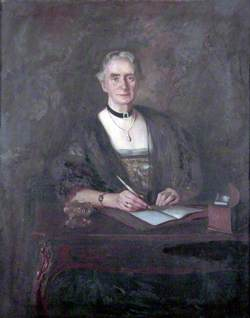 Miss Emma Georgina Holt (1862–1944)