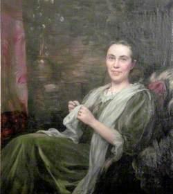 Jane Brandreth Holt (d.1922), Lady Herdman
