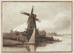 A Windmill on the Thames