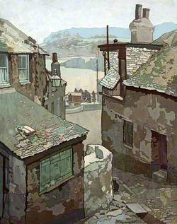 Old Houses, St Ives, Cornwall