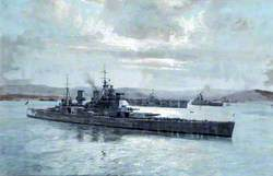 HMS 'Prince of Wales'