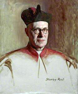 The Right Reverend Monsignor Joseph Turner, Rector of Upholland College