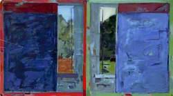 Mirror Diptych II