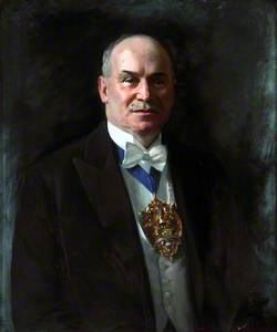 D. P. Charlesworth, Mayor of Wallasey