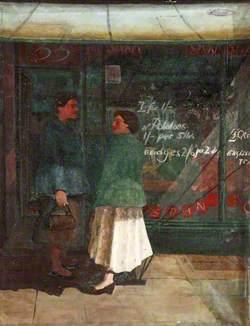 Conversation Piece (Conway Street, Birkenhead, Wirral)