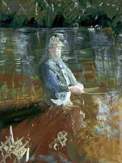 Fisherman, Bangor-on-Dee