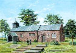 Bromborough Church, Wirral