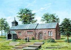 Bromborough Church, Wirral
