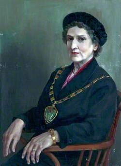 Lady Chairman, Hoylake Urban District Council