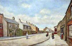 Wallasey Village, Wirral, Looking towards Green Lane