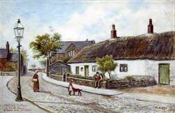 Carlile's Cottage and School, Wallasey, Wirral