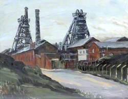 Ravenhead Colliery, Lancashire